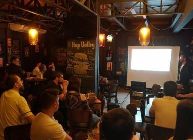 Agência de Inovação da Unoesc realiza o 1º Innovation and Beer Meeting