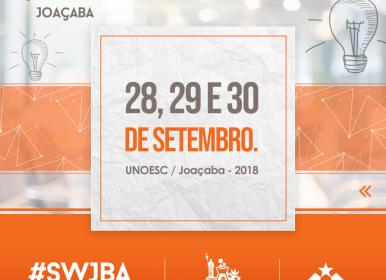 Startup Weekend será realizado em Joaçaba no mês de setembro