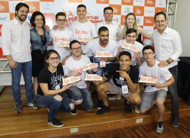 Conheça os vencedores do Startup Weekend Joaçaba 2018