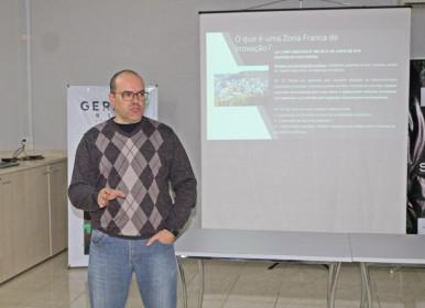 Município de Joaçaba conta com Zona Franca de Inovação