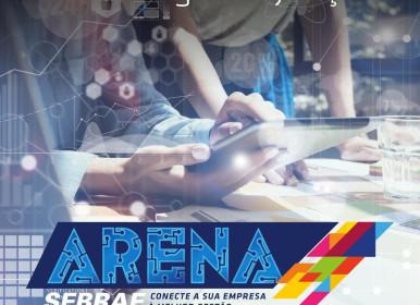 Inovale será parceiro da Arena Sebrae
