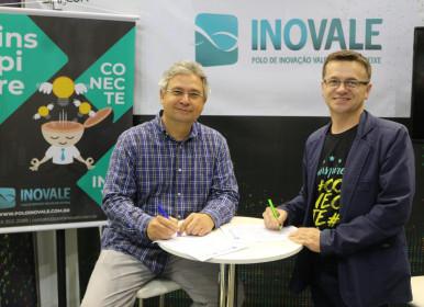 Inovale assina Termo de Cooperação com o Vale do Silício