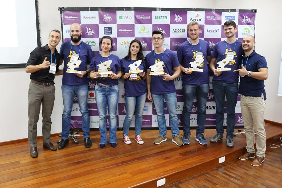 Ideia vencedora do Startup Weekend 2019 é de adolescente de 14 anos