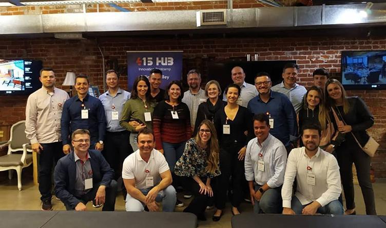 Viagem ao Vale do Silício fortalece propósito da Unoesc em fomentar a inovação e empreendedorismo