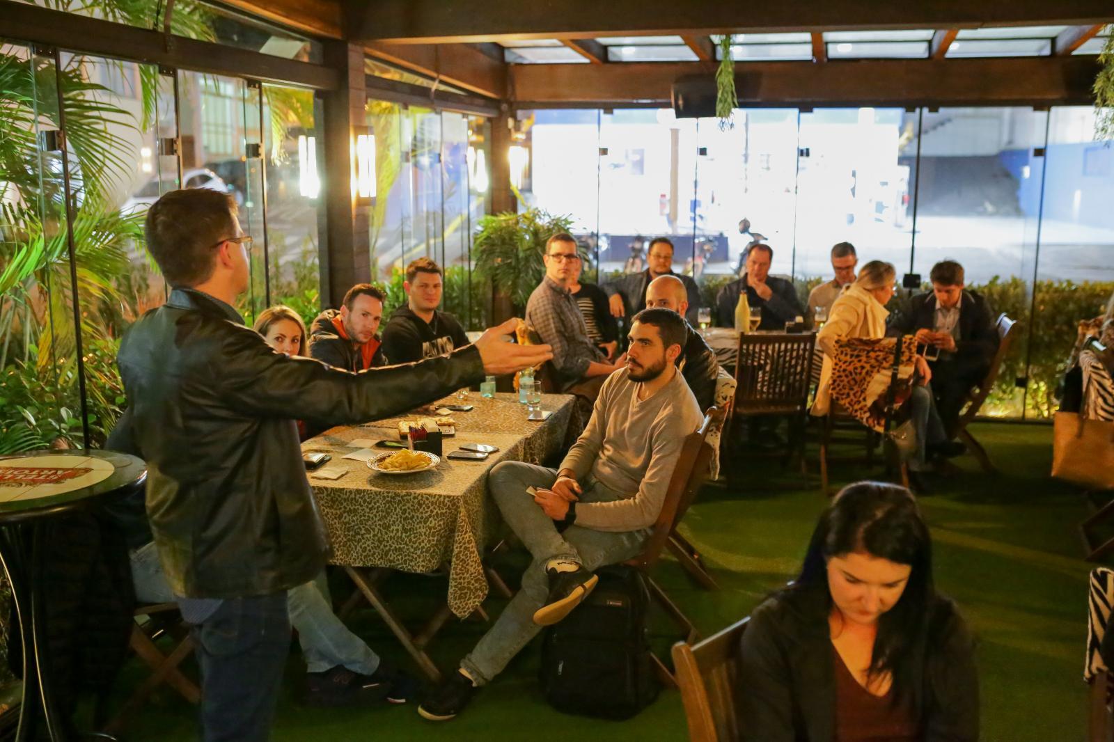 Pessoas, oportunidades e troca de conhecimentos no Inovale Beer Meeting