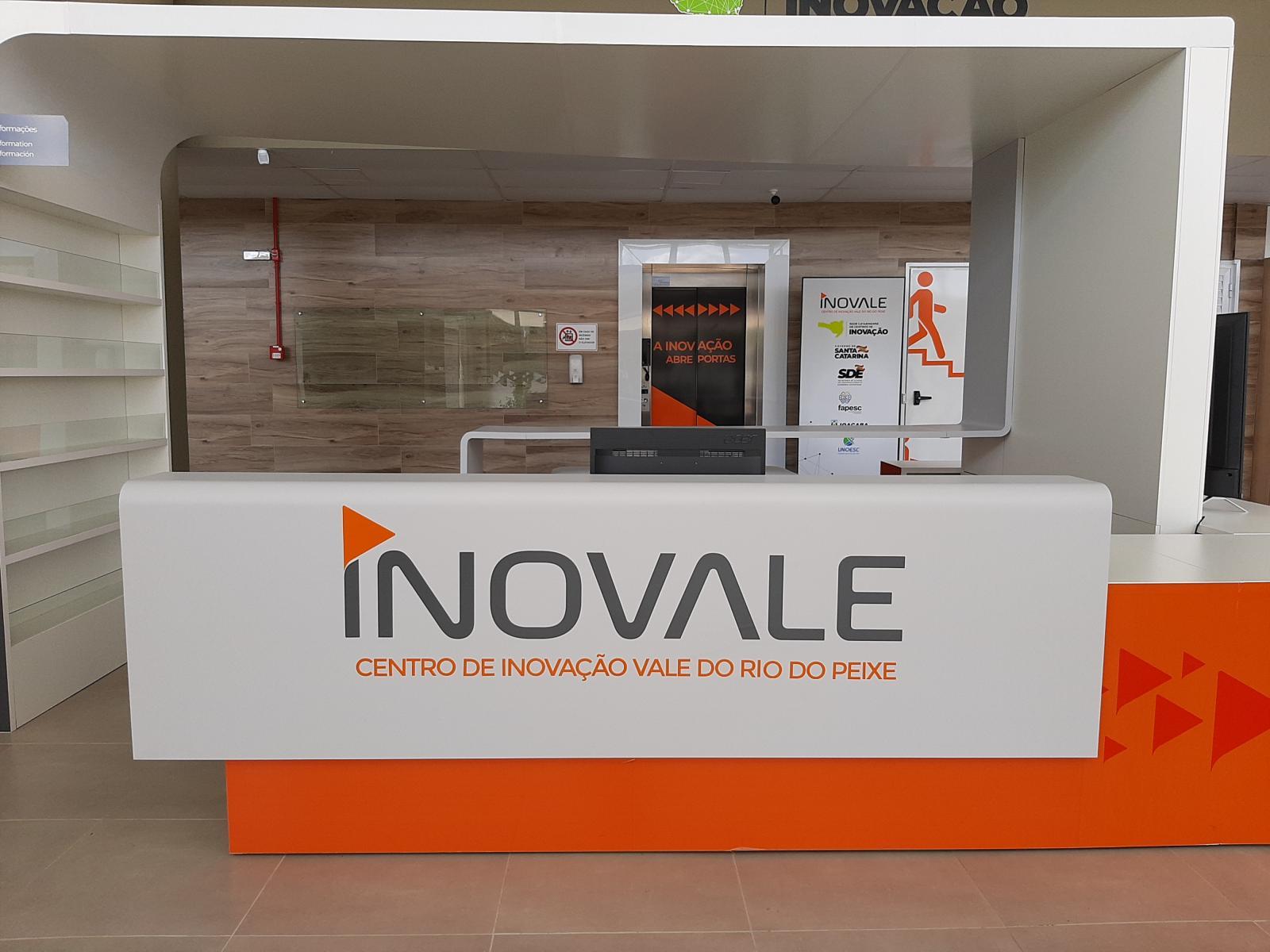 Centro de Inovação Vale do Rio do Peixe - Inovale está com editais abertos para instalação de empresas