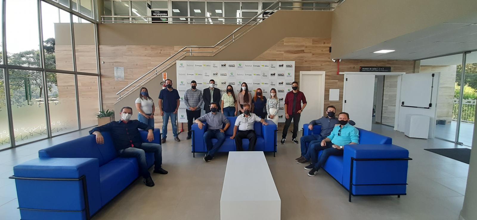 ACIRCAN e Prefeitura de Campos Novos assinam termo de colaboração para instalação da Incubadora Tecnológica